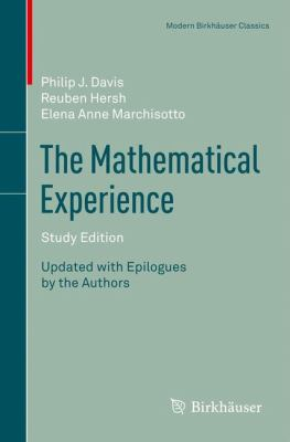 Mathematical Experience   2012 edition cover
