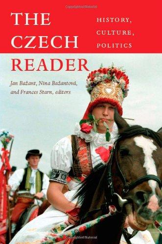 Czech Reader History, Culture, Politics  2011 edition cover