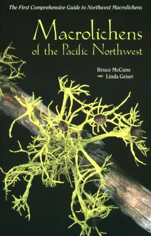Macrolichens of the Pacific Nw Bp N/A 9780870713941 Front Cover