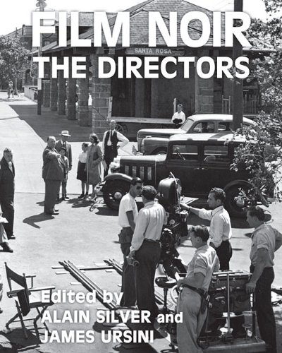 Film Noir, the Directors  N/A edition cover