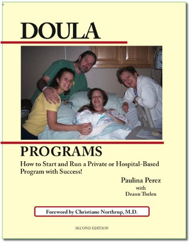 DOULA PROGRAMS N/A edition cover