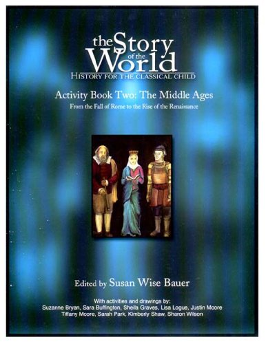Middle Ages   2003 (Activity Book) edition cover