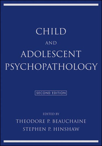 Child and Adolescent Psychopathology  2nd 2013 edition cover