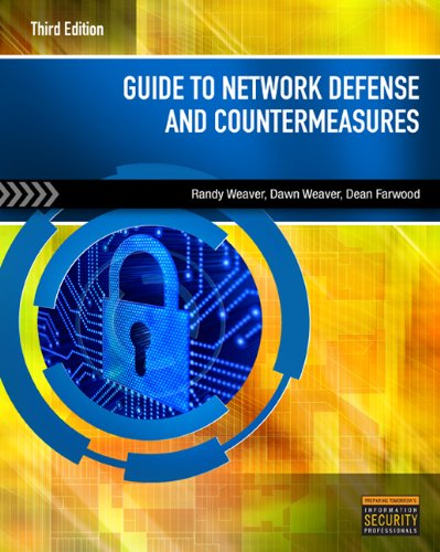 Guide to Network Defense and Countermeasures  3rd 2014 edition cover