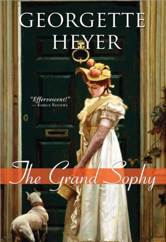 Grand Sophy  N/A edition cover