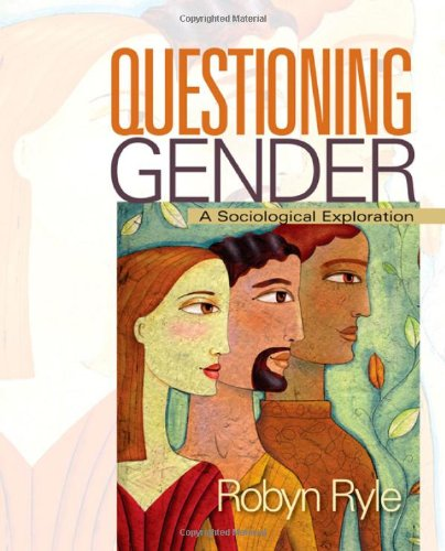 Questioning Gender A Sociological Exploration  2012 edition cover