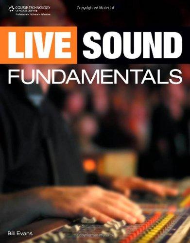 Live Sound Fundamentals   2011 edition cover