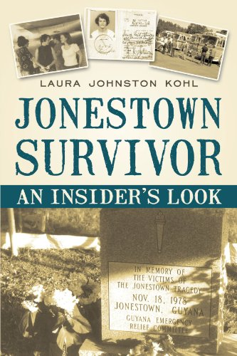 Jonestown Survivor An Insider's Look  2010 edition cover