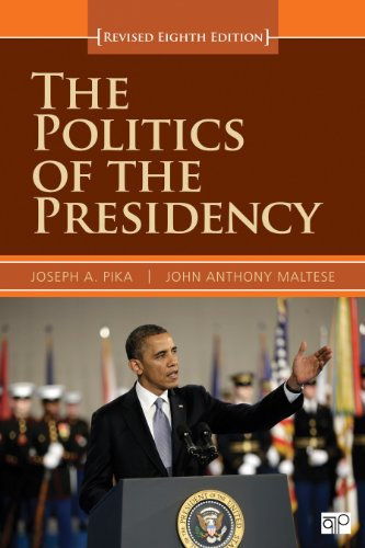 Politics of the Presidency  8th 2014 (Revised) edition cover