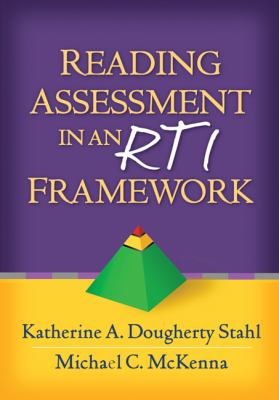 Reading Assessment in an RTI Framework   2013 edition cover