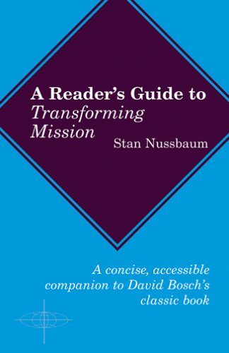 Reader's Guide to Transforming Mission  2005 edition cover