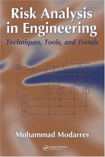 Risk Analysis in Engineering Techniques, Tools, and Trends  2006 edition cover