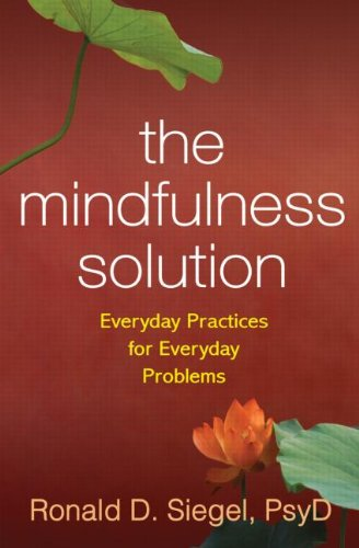 Mindfulness Solution Everyday Practices for Everyday Problems  2010 edition cover