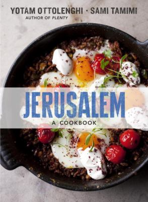Jerusalem A Cookbook  2012 9781607743941 Front Cover