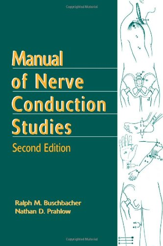 Manual of Nerve Conduction Studies  2nd 2006 edition cover