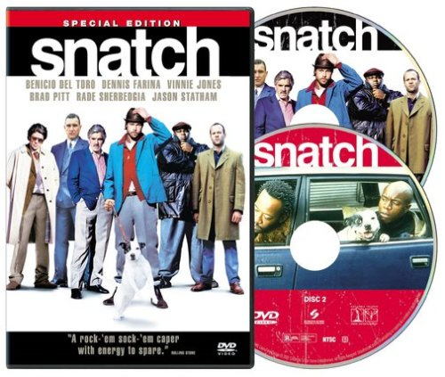 Snatch (Special Edition) System.Collections.Generic.List`1[System.String] artwork