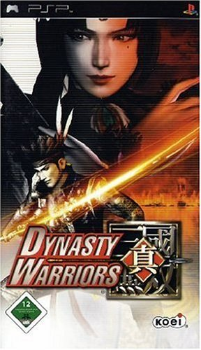 Dynasty Warriors [Platinum] Sony PSP artwork