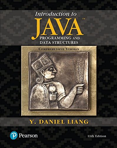Introduction to Java Programming and Data Structures:   2017 9780134670942 Front Cover