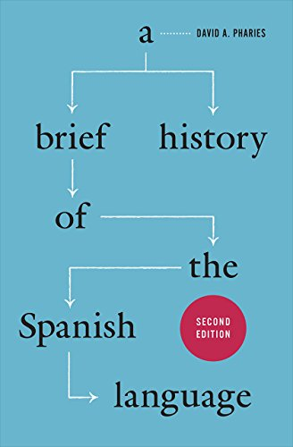 Brief History of the Spanish Language  2nd 2015 9780226133942 Front Cover