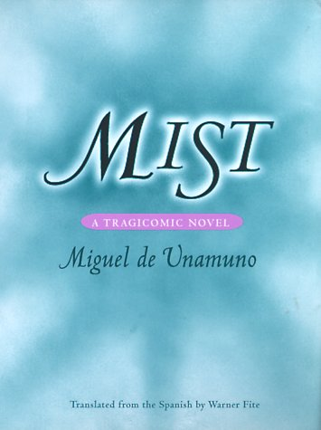 Mist A Tragicomic Novel N/A edition cover