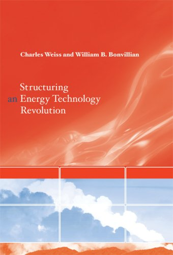 Structuring an Energy Technology Revolution   2009 9780262012942 Front Cover