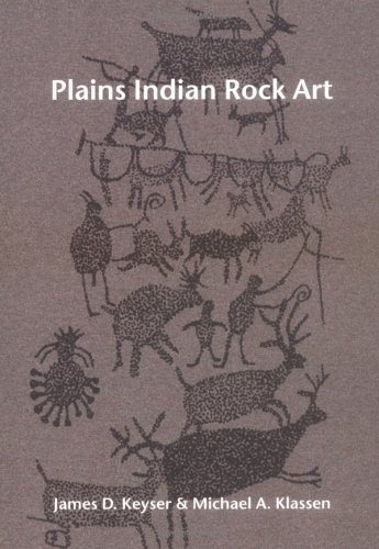 Plains Indian Rock Art   2001 edition cover