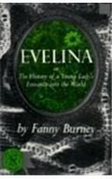 Evelina Or the History of a Young Lady's Entrance into the World  1965 9780393002942 Front Cover