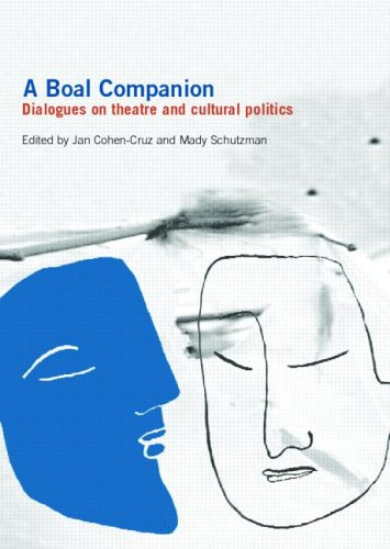 Boal Companion Dialogues on Theatre and Cultural Politics  2005 edition cover