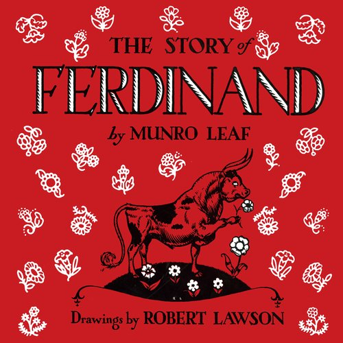 Story of Ferdinand   2011 9780448456942 Front Cover