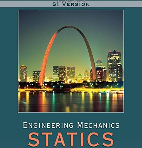 Engineering Mechanics : SI-English Version 3rd 9780471902942 Front Cover