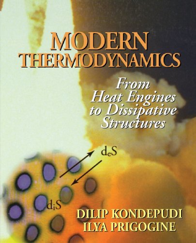 Modern Thermodynamics From Heat Engines to Dissipative Structures  1998 9780471973942 Front Cover
