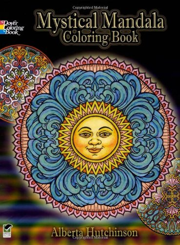 Mystical Mandala Coloring Book  N/A 9780486456942 Front Cover