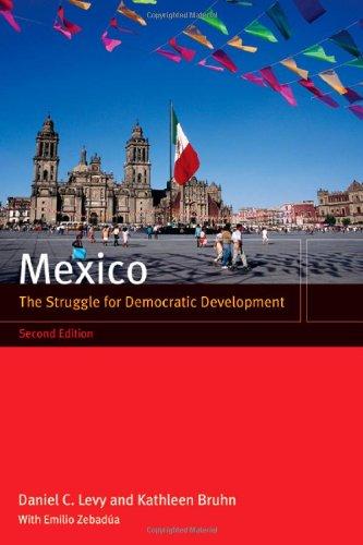 Mexico The Struggle for Democratic Development 2nd 2005 edition cover