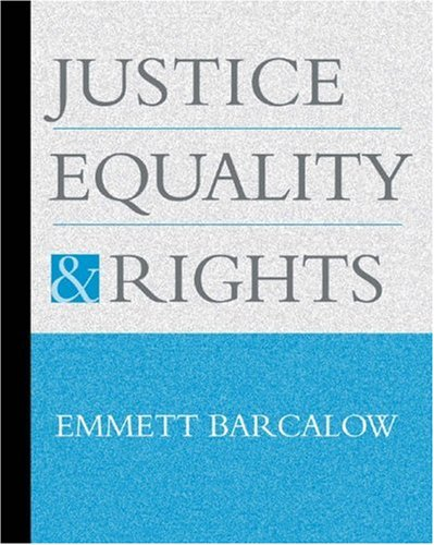 Justice, Equality, and Rights   2004 9780534573942 Front Cover