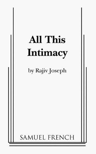All This Intimacy  185th 2007 edition cover