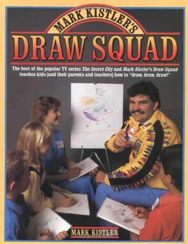 Mark Kistler's Draw Squad   1988 edition cover