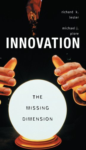 Innovation The Missing Dimension  2004 edition cover