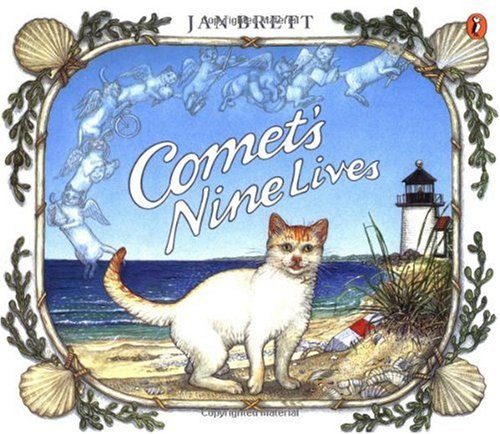Comet's Nine Lives   1996 edition cover