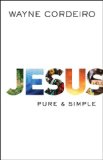 Jesus Pure and Simple N/A edition cover