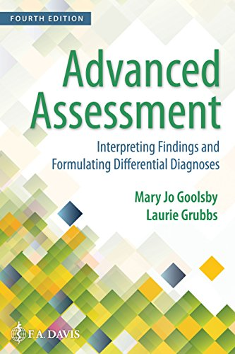 Cover art for Advanced Assessment: Interpreting Findings and Formulating Differential Diagnoses, 4th Edition