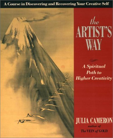 Artist's Way A Spiritual Path to Higher Creativity  1992 edition cover