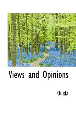 Views and Opinions  N/A 9781116763942 Front Cover