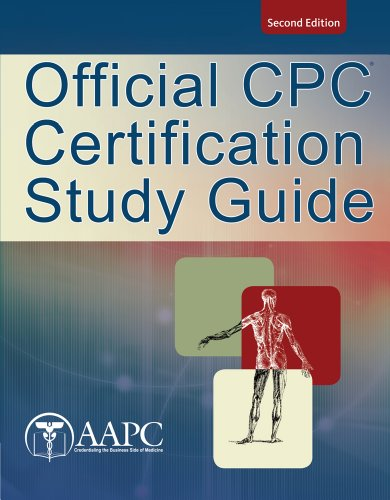 Official CPC Certification Study Guide  2nd 2012 edition cover