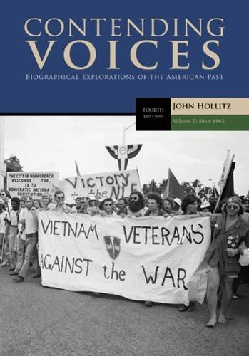 Contending Voices: Since 1865  2016 9781305655942 Front Cover