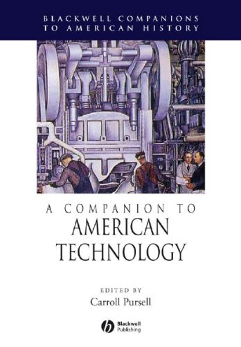 Companion to American Technology   2008 edition cover