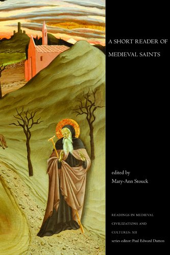 Short Reader of Medieval Saints   2009 edition cover