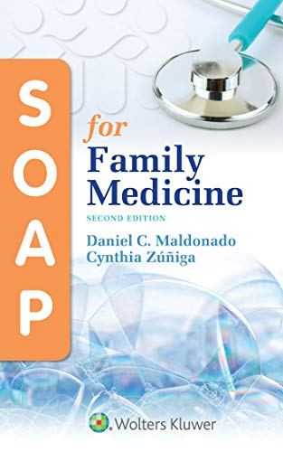 Soap for Family Medicine  2nd 2019 (Revised) 9781496397942 Front Cover