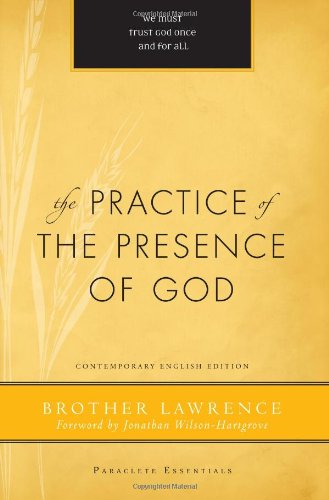 Practice of the Presence of God   2010 edition cover