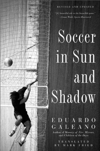 Soccer in Sun and Shadow  N/A edition cover