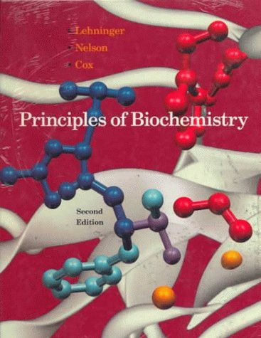 Principles of Biochem 2E and Protein Sample Supplement 2nd 9781572598942 Front Cover